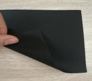 TPU复合布-210D黑色复合布