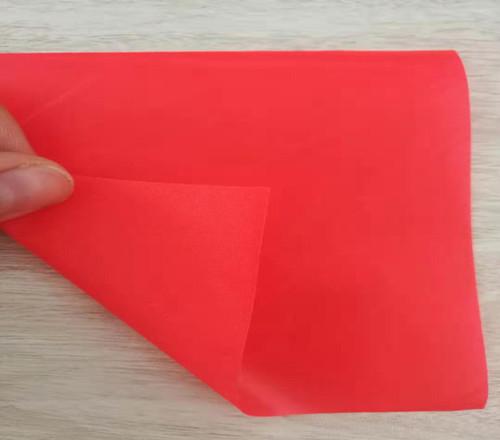 TPU复合布-红色复合布70D
